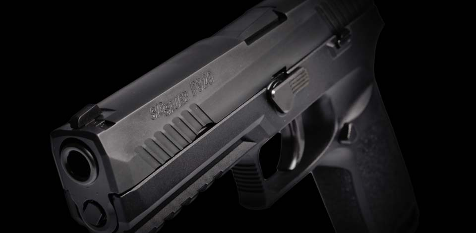 United States Army chooses Sig Sauer P320 as its new service firearm